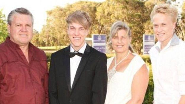 Cha nuôi giết con gái 12 tuổi rồi vứt xác phi tang làm rúng động nước Úc - Ảnh 2.