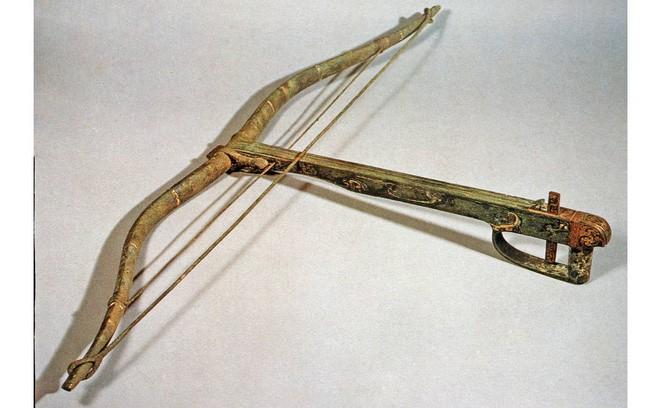 Bắn 15 mũi tên trong 10 giây: Đây là vũ khí đáng sợ do Gia Cát Lượng phát minh - Ảnh 3.