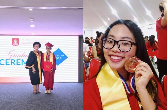 Phương Mỹ Chi xuất sắc tốt nghiệp cấp 2 loại giỏi dù từng bị hoài nghi mê hát bỏ bê việc học - Ảnh 2.