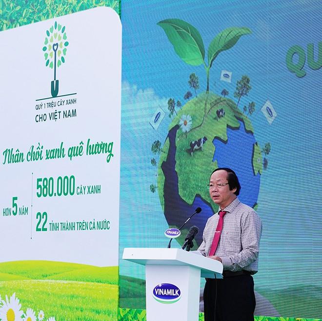 Quỹ Một triệu cây xanh cho Việt Nam về tới đất Mũi Cà Mau - Ảnh 2.