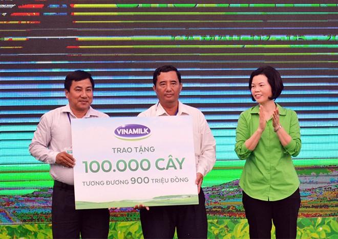 Quỹ Một triệu cây xanh cho Việt Nam về tới đất Mũi Cà Mau - Ảnh 3.