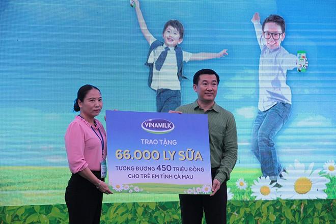 Quỹ Một triệu cây xanh cho Việt Nam về tới đất Mũi Cà Mau - Ảnh 6.