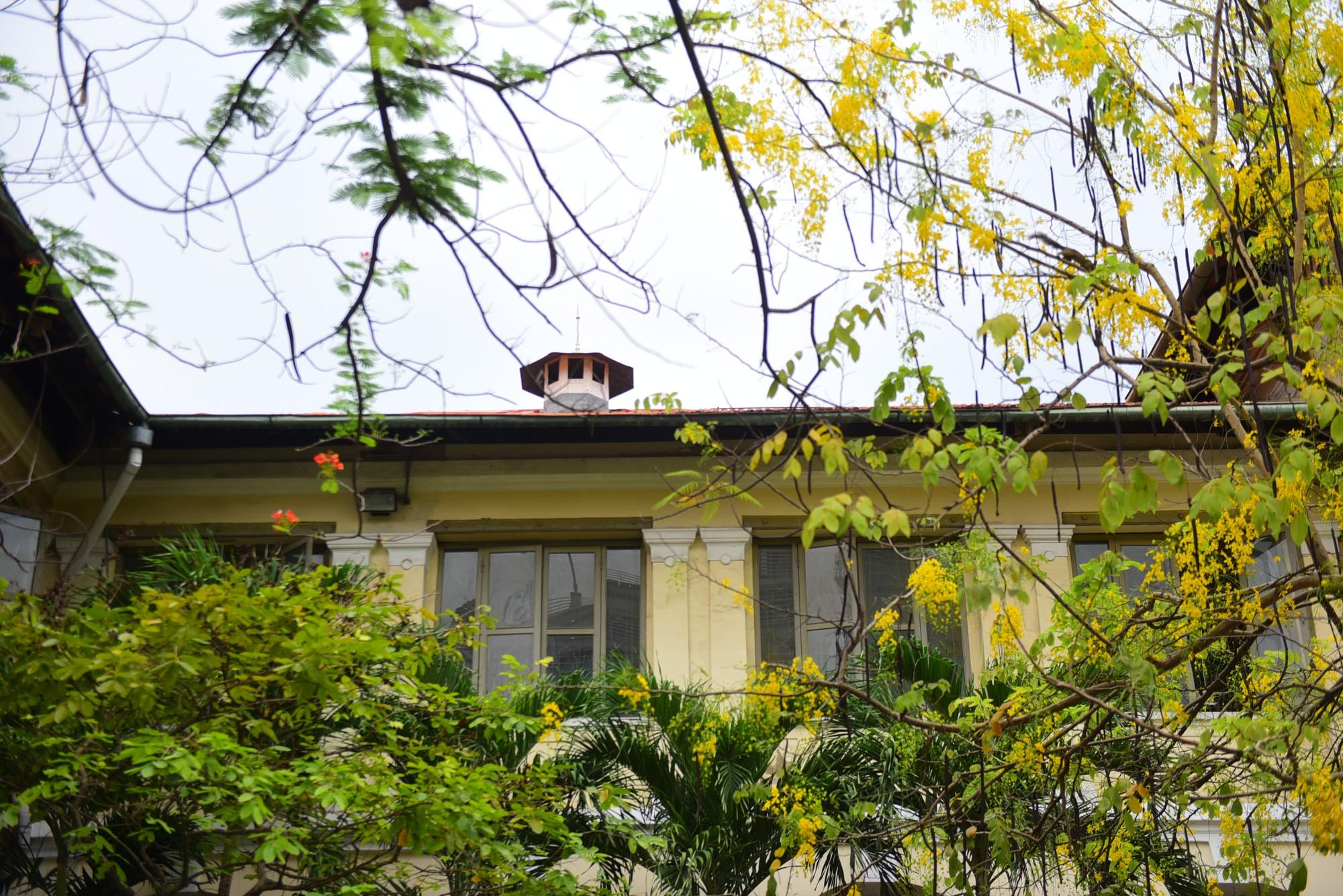 Cận cảnh dinh Thượng Thơ 120 năm tuổi ở Sài Gòn có nguy cơ bị đập bỏ - Ảnh 12.