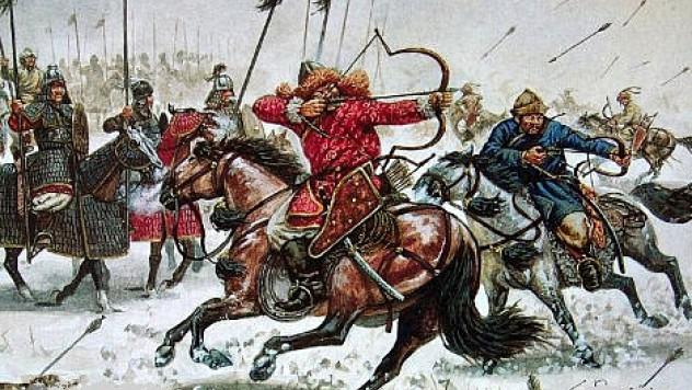 Hé lộ vũ khí bí ẩn giúp đại quân hùng mạnh của Thành Cát Tư Hãn đánh đâu thắng đó - Ảnh 5.