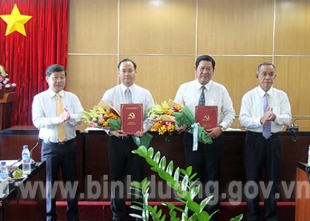 Nhân sự mới Đồng Nai, Bình Dương, Quảng Ninh, Bến Tre - Ảnh 3.