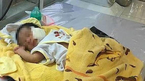 Mẹ bé trai bị chôn sống ở Bình Thuận: Có chôn đâu, chỉ đặt nó xuống và cào đất phủ lên - Ảnh 4.