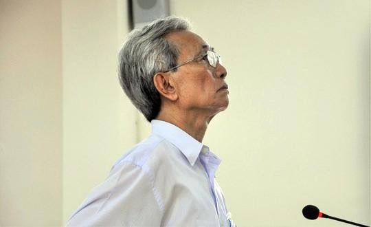 LS của Nguyễn Khắc Thủy xin hoãn thi hành án cho thân chủ đến khi sức khỏe ổn định lại rồi tính tiếp - Ảnh 1.