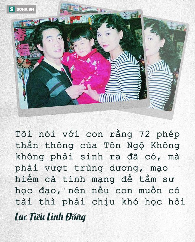 [ĐỘC QUYỀN] Con gái Tôn Ngộ Không bản 1986 đã 28 tuổi, tại sao không hề có 1 bức ảnh lộ mặt khi lớn? - Ảnh 4.
