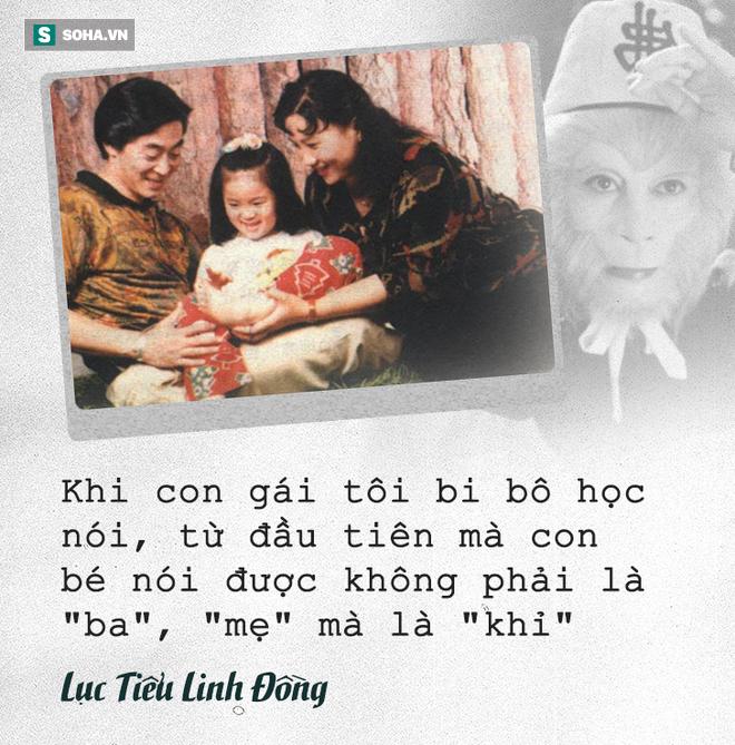 [ĐỘC QUYỀN] Con gái Tôn Ngộ Không bản 1986 đã 28 tuổi, tại sao không hề có 1 bức ảnh lộ mặt khi lớn? - Ảnh 2.