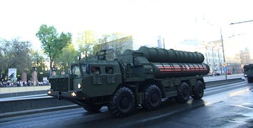 Lực lượng vũ trang Nga diễn tập chuẩn bị cho duyệt binh Ngày Chiến thắng 2018 - Ảnh 14.