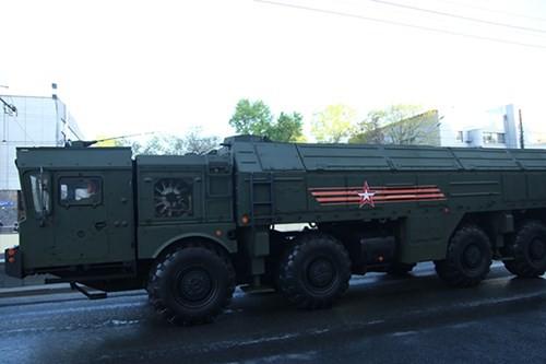 Lực lượng vũ trang Nga diễn tập chuẩn bị cho duyệt binh Ngày Chiến thắng 2018 - Ảnh 2.