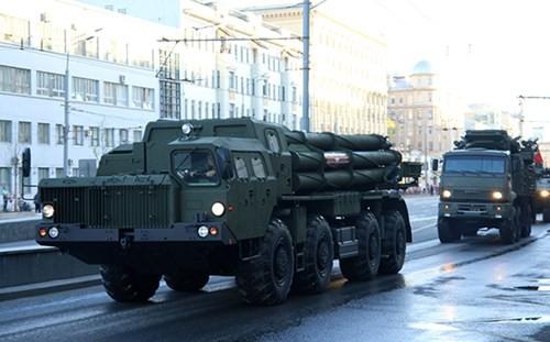 Lực lượng vũ trang Nga diễn tập chuẩn bị cho duyệt binh Ngày Chiến thắng 2018 - Ảnh 22.