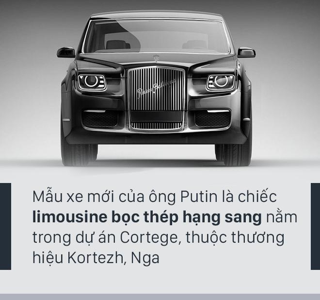 [PHOTO STORY] Siêu xe mới của Tổng thống Putin - chiếc xe sẵn sàng cho một cuộc chiến - Ảnh 2.