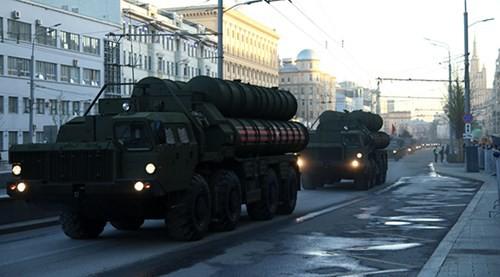 Lực lượng vũ trang Nga diễn tập chuẩn bị cho duyệt binh Ngày Chiến thắng 2018 - Ảnh 1.