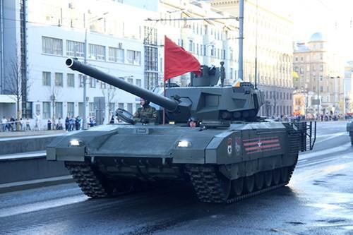 Lực lượng vũ trang Nga diễn tập chuẩn bị cho duyệt binh Ngày Chiến thắng 2018 - Ảnh 8.