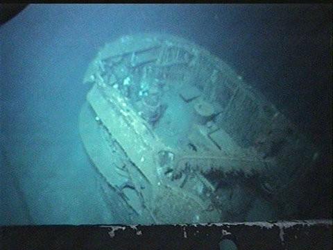 """Phát hiện """"nghĩa địa của những con tàu chìm ở vùng biển sâu nhất vịnh Mexico - Ảnh 11."""