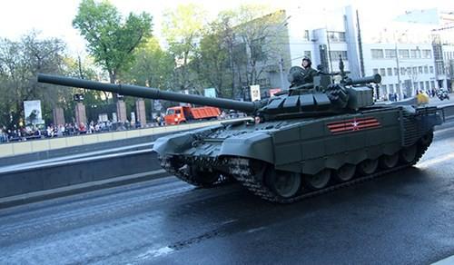 Lực lượng vũ trang Nga diễn tập chuẩn bị cho duyệt binh Ngày Chiến thắng 2018 - Ảnh 6.