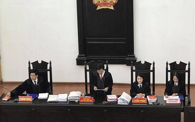 Y án tử hình Nguyễn Xuân Sơn, Hà Văn Thắm bị tuyên chung thân - Ảnh 1.