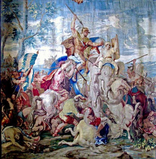 Những con voi trong chiến tranh: Cỗ xe tăng đáng sợ của giới quân sự cổ đại - Ảnh 3.