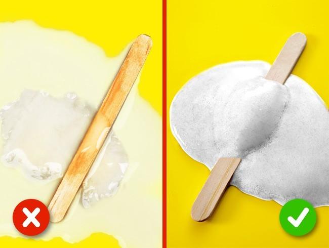 [PHOTO STORY] Cách phân biệt mật ong thật giả, que kem ngon, miếng thịt chuẩn đơn giản và nhanh chóng - Ảnh 8.