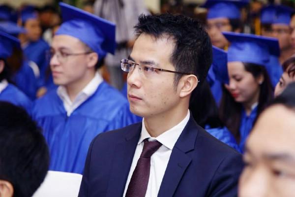 TS Trần Vinh Dự: Tôi thấy tiếc về quyết định rời Việt Nam của GS Trương Nguyện Thành - Ảnh 2.