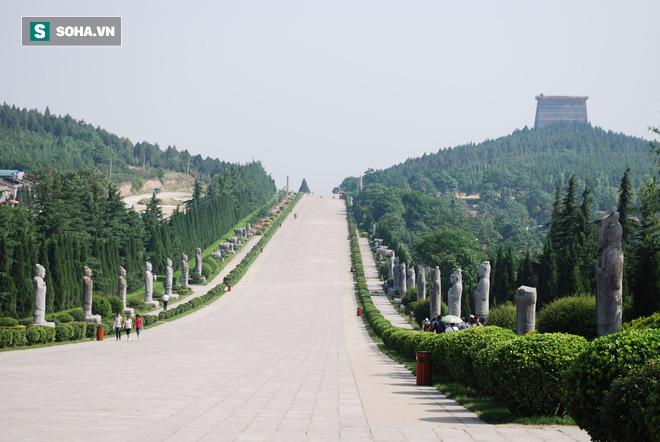 Vô tự bia: Bí ẩn khó lý giải của nữ hoàng đế Võ Tắc Thiên - Ảnh 1.