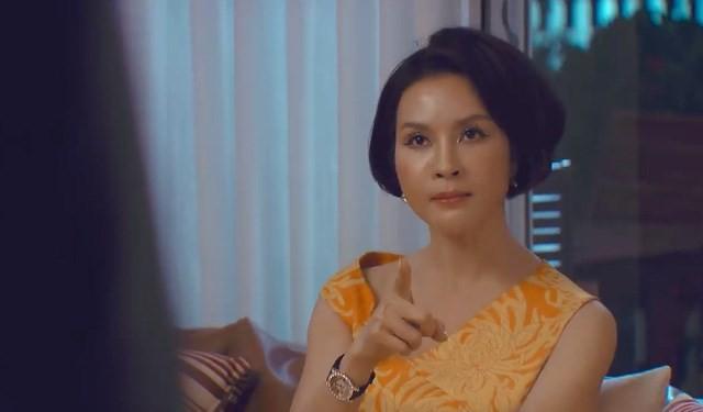 Biểu cảm lố, diễn xuất đơ của MC Thanh Mai trong Tình khúc Bạch dương khiến khán giả bực bội - Ảnh 2.