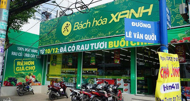 Kết quả bước đi vội vàng của ông Nguyễn Đức Tài: Bách Hóa Xanh đóng 3 cửa hàng, lỗ lũy kế 60 tỷ đồng, giảm kế hoạch mở rộng từ 1.000 xuống còn 500 cửa hàng - Ảnh 1.
