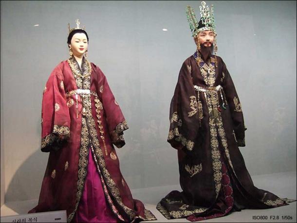 Chuyện tình không ngờ giữa hoàng tử Ba Tư với công chúa Hàn Quốc cách đây 1.500 năm - Ảnh 1.