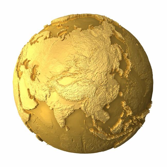 Kho vàng bí ẩn phủ kín cả Trái Đất: Nhân loại đang bỏ phí 80% lượng vàng ngầm - Ảnh 1.