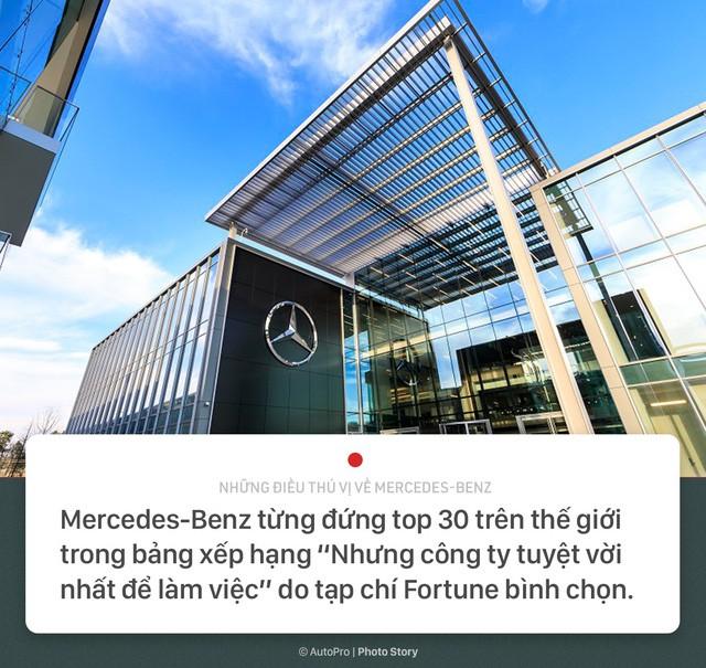 [Photo Story] 10 điều thú vị về Mercedes-Benz: trùm phát xít Hitler là 1 trong những khách hàng Thứ nhất - Ảnh 10.