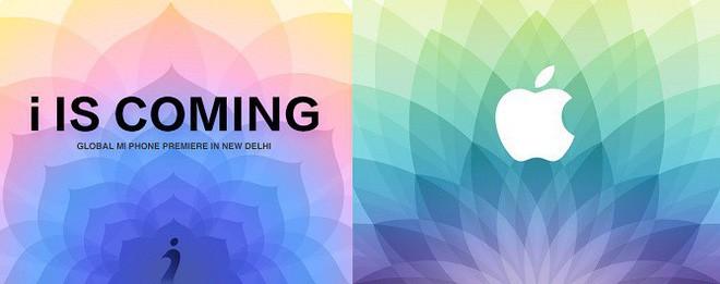 Xiaomi đã 10 lần copy Apple trắng trợn như thế nào - Ảnh 13.