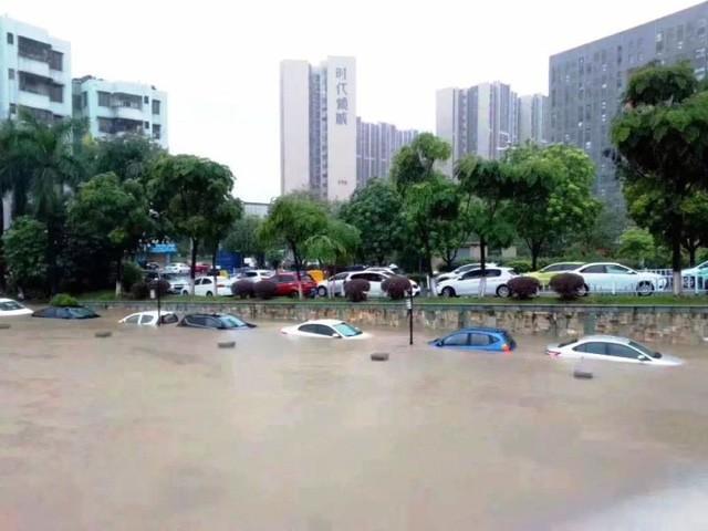 Bão Ewiniar gây thiệt hại nặng nề tại Trung Quốc - Ảnh 3.
