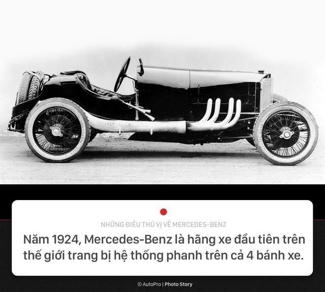 [Photo Story] 10 điều thú vị về Mercedes-Benz: trùm phát xít Hitler là 1 trong những khách hàng Thứ nhất - Ảnh 3.