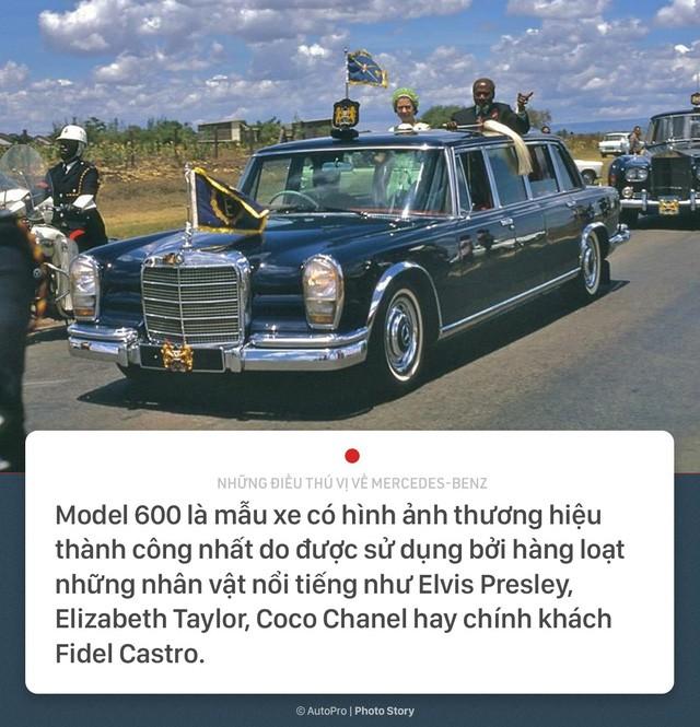 [Photo Story] 10 điều thú vị về Mercedes-Benz: trùm phát xít Hitler là 1 trong những khách hàng Thứ nhất - Ảnh 6.