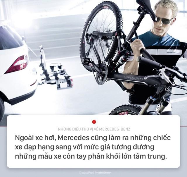 [Photo Story] 10 điều thú vị về Mercedes-Benz: trùm phát xít Hitler là 1 trong những khách hàng Thứ nhất - Ảnh 7.