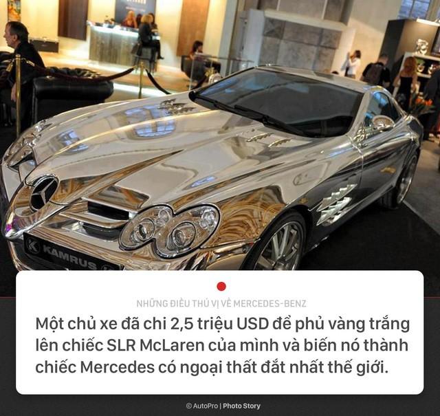 [Photo Story] 10 điều thú vị về Mercedes-Benz: trùm phát xít Hitler là 1 trong những khách hàng Thứ nhất - Ảnh 9.