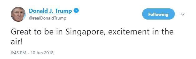 Hôm nay TT Trump gặp Thủ tướng Lý Hiển Long, phái đoàn Mỹ-Triều bàn bạc phút chót - Ảnh 1.