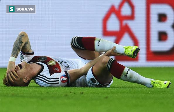 World Cup 2018: Vượt qua định mệnh, Marco Reus trở thành trái tim của Cỗ xe tăng - Ảnh 1.