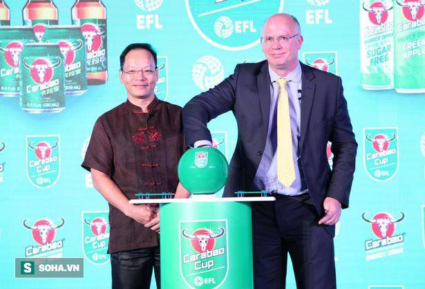 Giải đấu đang bị thành Manchester thống trị bất ngờ đến Việt Nam - Ảnh 1.