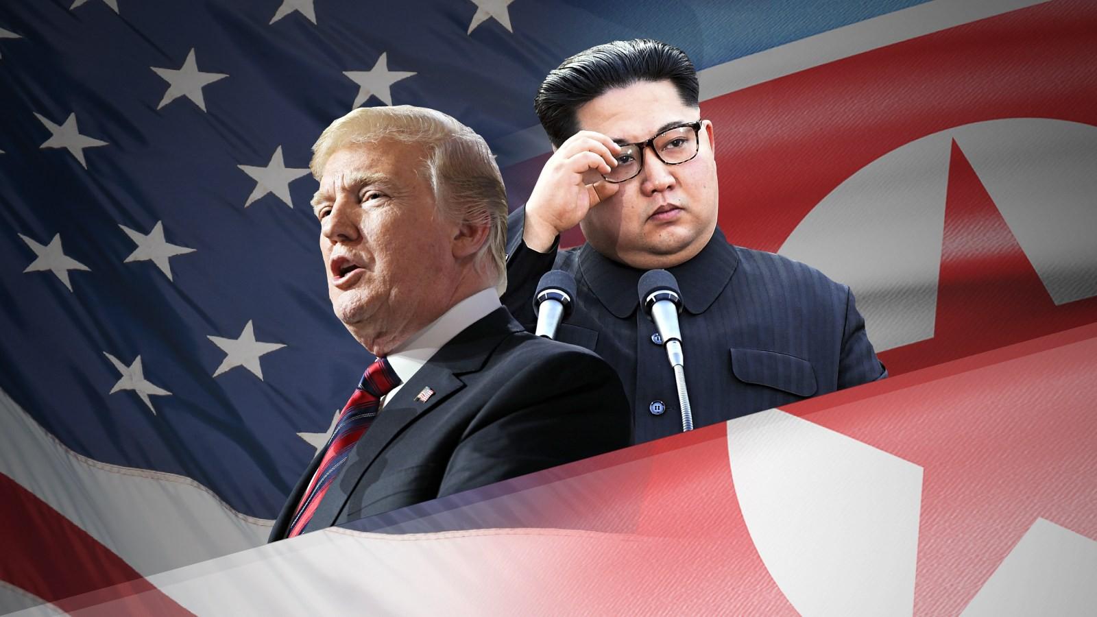 Cuộc gặp lịch sử giữa Tổng thống Mỹ Donald Trump và lãnh đạo Triều Tiên Kim Jong-un