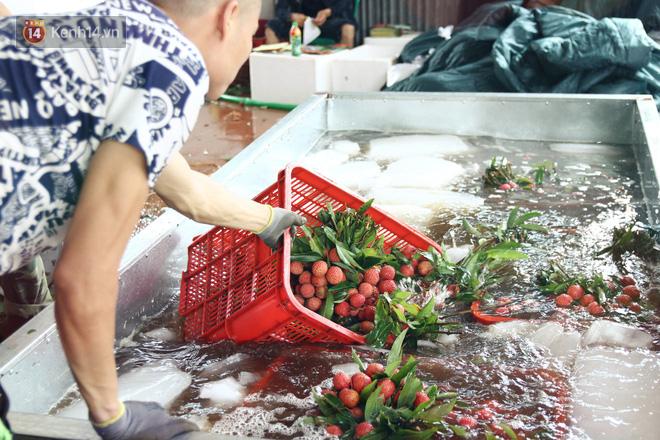 Về Bắc Giang thăm người dân Lục Ngạn trước thông tin 10 ngàn 3kg vải thiều: Làm gì có chuyện chúng tôi ném vải xuống sông - Ảnh 10.