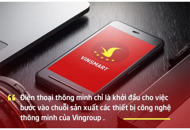 CEO Vingroup: Chúng tôi sẽ phân phối tel Vsmart ở toàn bộ 1 vài kênh, kể cả ở Vinmart+ - Ảnh 6.
