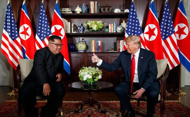 Những khoảng trống ở Thượng đỉnh Mỹ-Triều và nhiệm vụ bất khả thi của ông Trump ở Quốc hội - Ảnh 4.