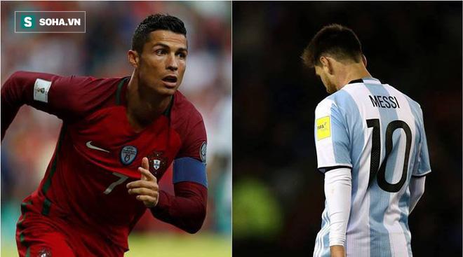 Ronaldo, Messi và World Cup: Cuộc đại chiến cuối cùng - Ảnh 1.