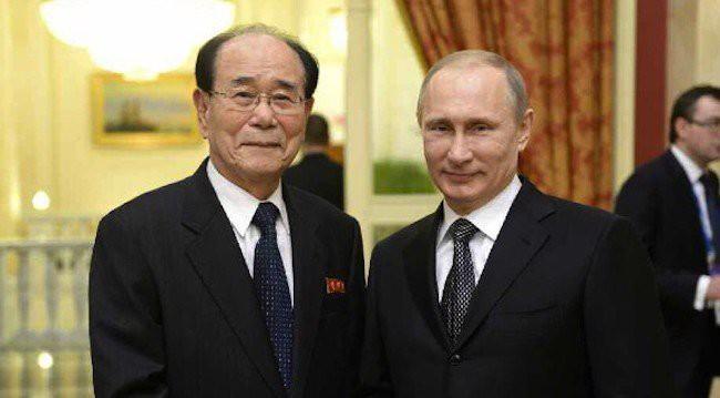 Nhân vật quyền lực số 2 của Triều Tiên tới Nga gặp Tổng thống Putin - Ảnh 1.