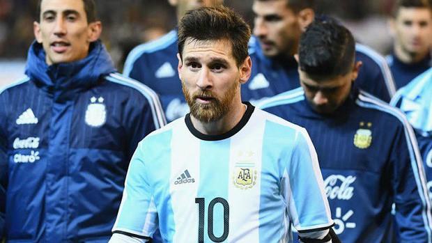 Argentina của Messi là đội tuyển già nhất World Cup 2018 - Ảnh 2.