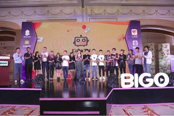 BIGO công bố áp dụng di động phát trực tiếp Cube TV - Ảnh 2.