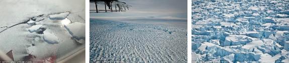 Không thể tưởng tượng - chỉ trong 25 năm, lượng băng tan tại Nam Cực đã lên tới 3 nghìn tỷ tấn! - Ảnh 3.
