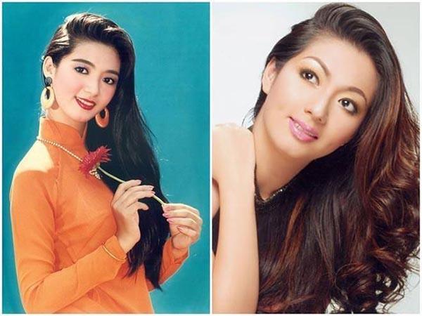 """Con gái sành điệu, xinh như hoa hậu của """"nữ hoàng ảnh lịch"""" Thanh Xuân - Ảnh 1."""